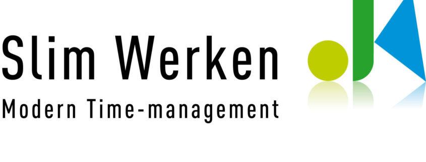 Slim werken - logo